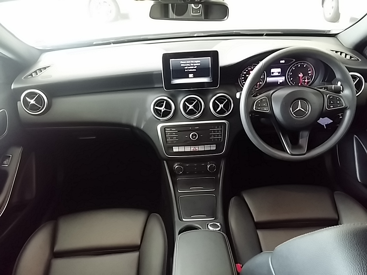 Mercedes-Benz A-Class A 200 Style Auto