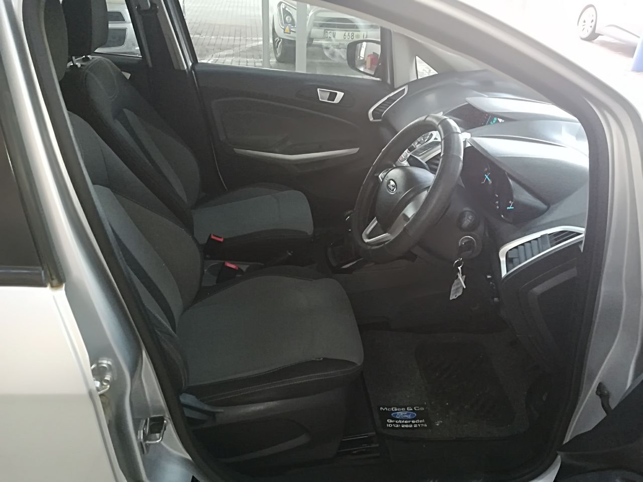 Ford EcoSport 1.5TD Trend