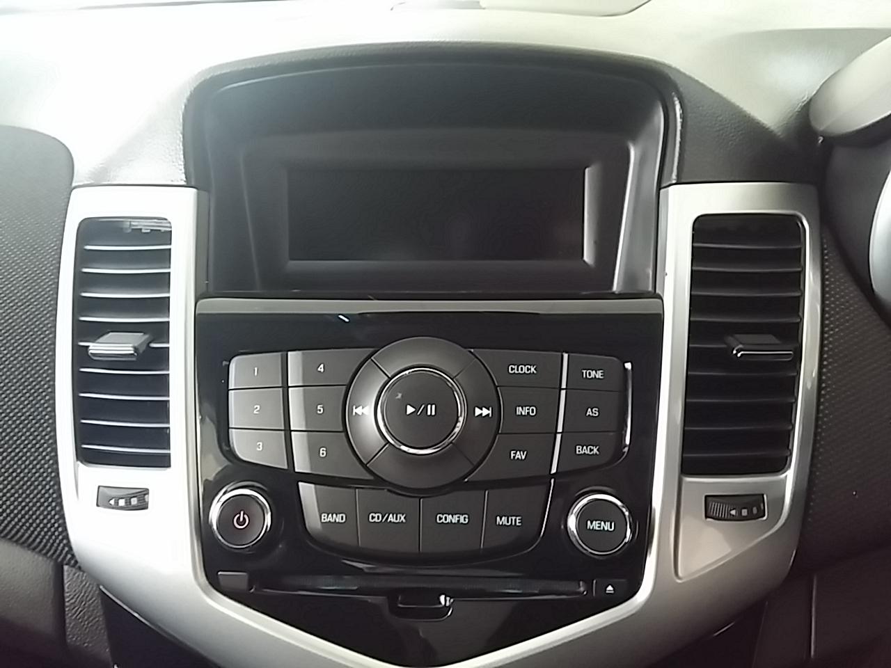 Chevrolet Cruze 1.6 Ls 5dr