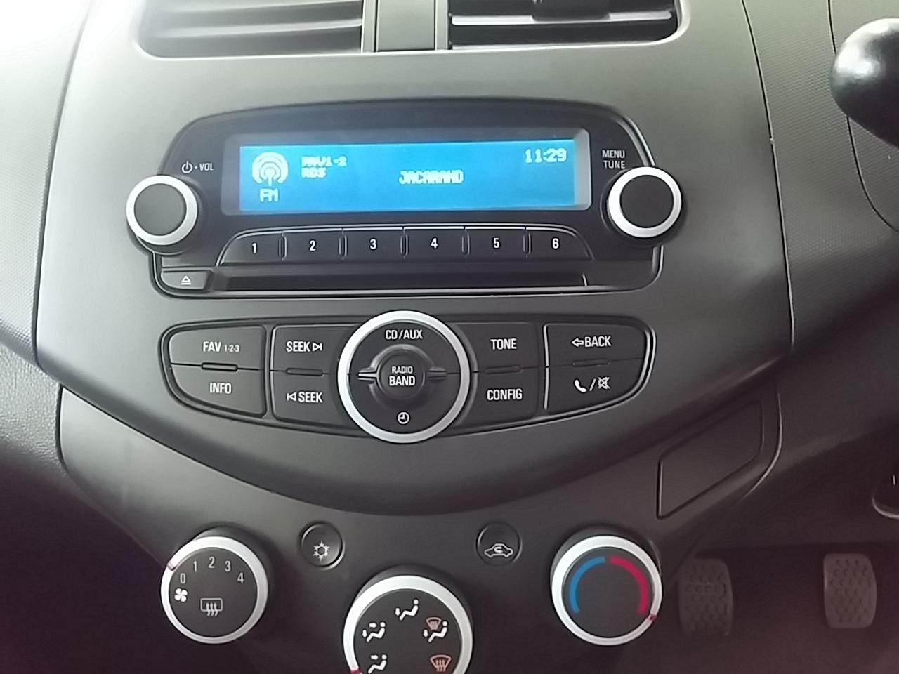 Chevrolet Spark 1.2 L 5dr