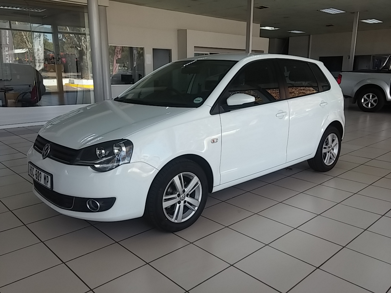 Volkswagen Polo 1.6 Comfortline