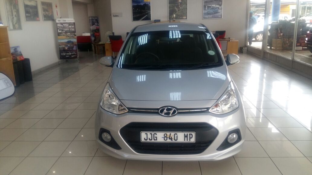 Hyundai GRAND i10 1.25 Fluid