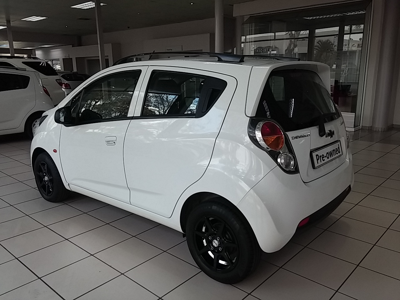Chevrolet Spark 1.2 Ls Black Edition 5dr