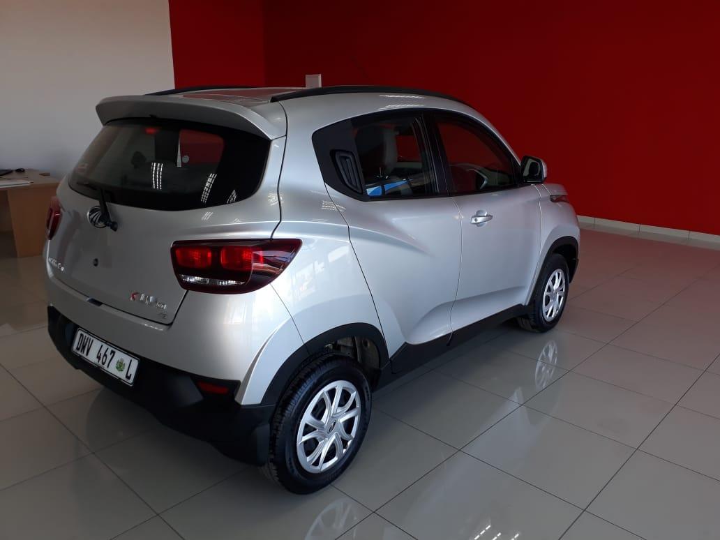 Mahindra KUV 100 1.2TD K6+