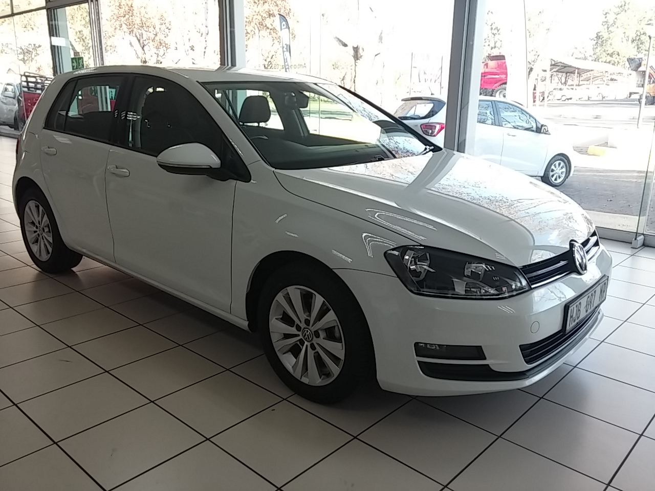 Volkswagen Golf Vii 2.0 Tdi Comfortline