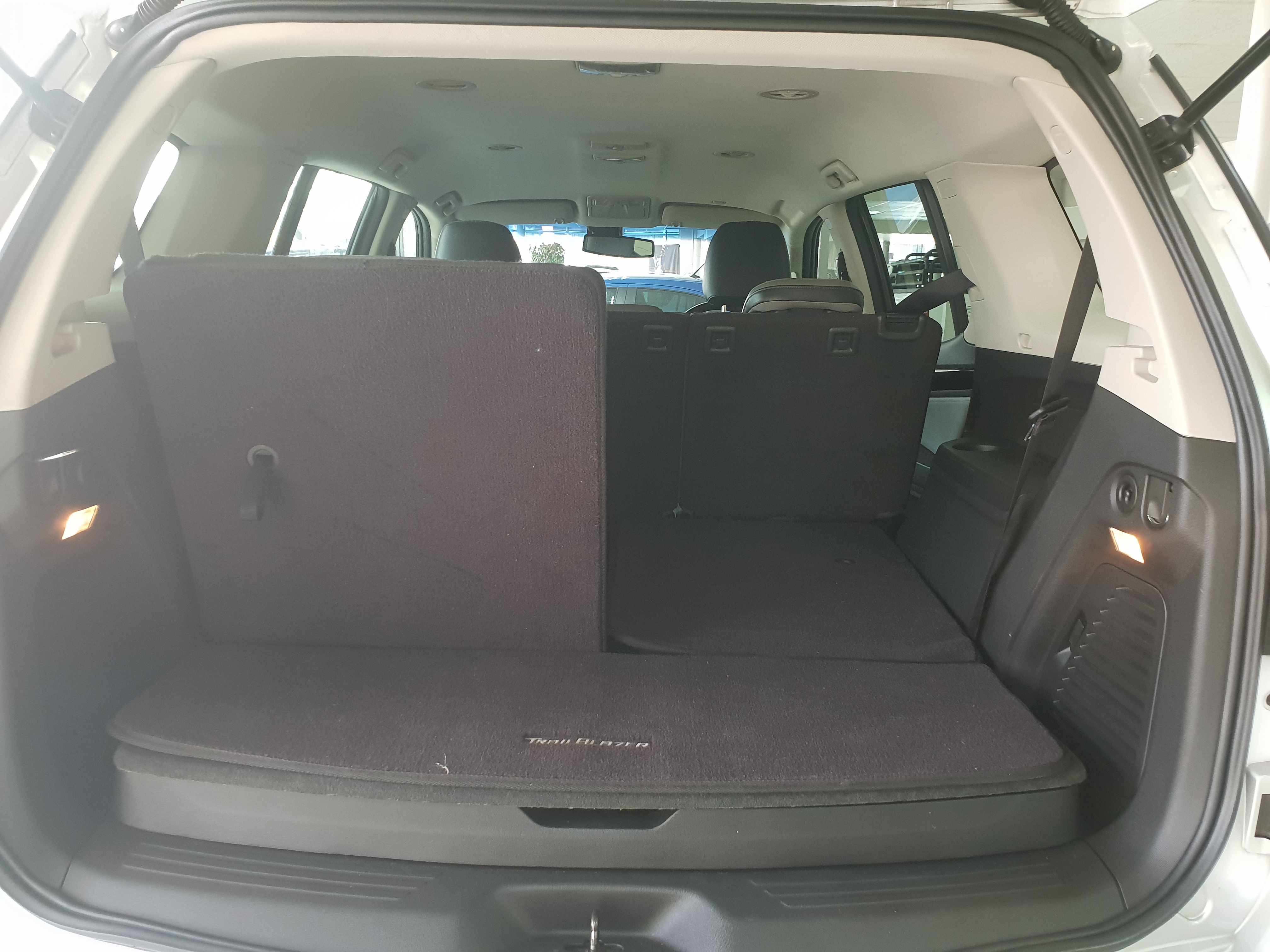 Chevrolet Trailblazer 2.8 Ltz A/t