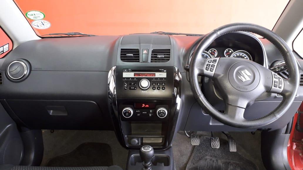 Suzuki SX4 2.0 Awd