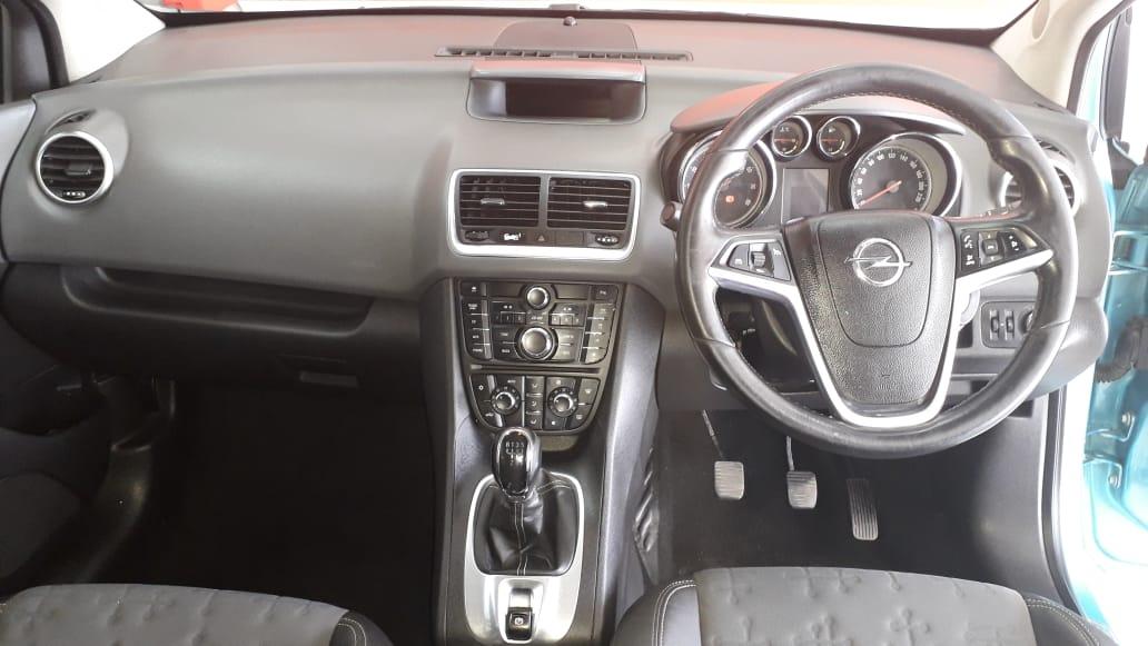 Opel Meriva 1.4t Cosmo