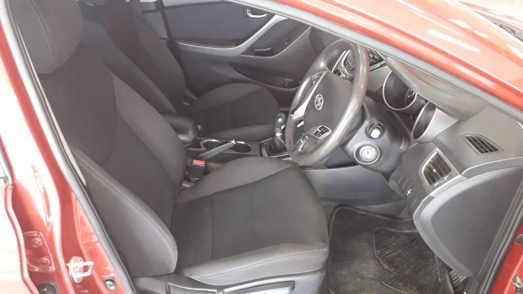 Hyundai Elantra 1.6 Gls