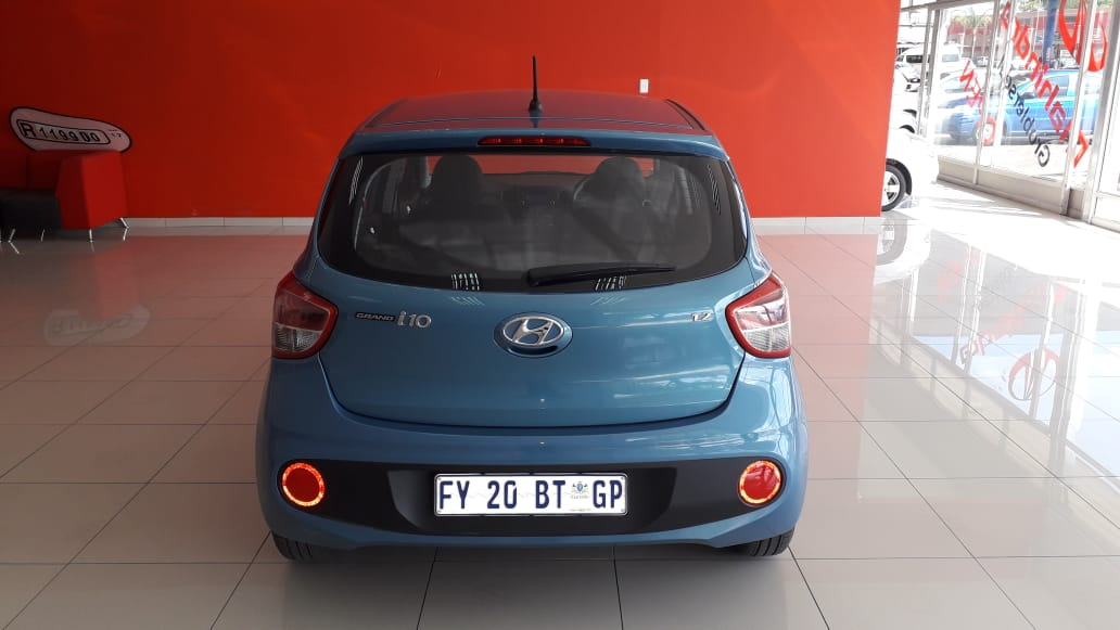 Hyundai i10 GRAND i10 1.25 Motion