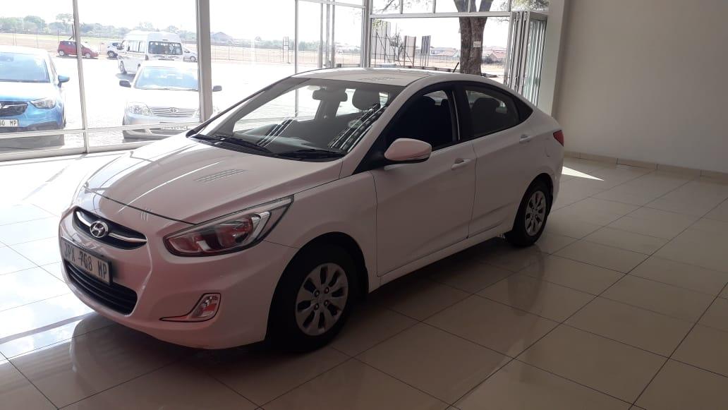 Hyundai Accent 1.6 Gls A/t