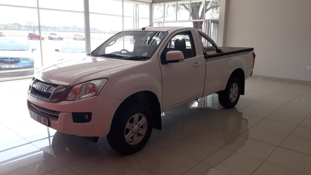 Isuzu KB 250 D-TEQ HO LE Single Cab Bakkie