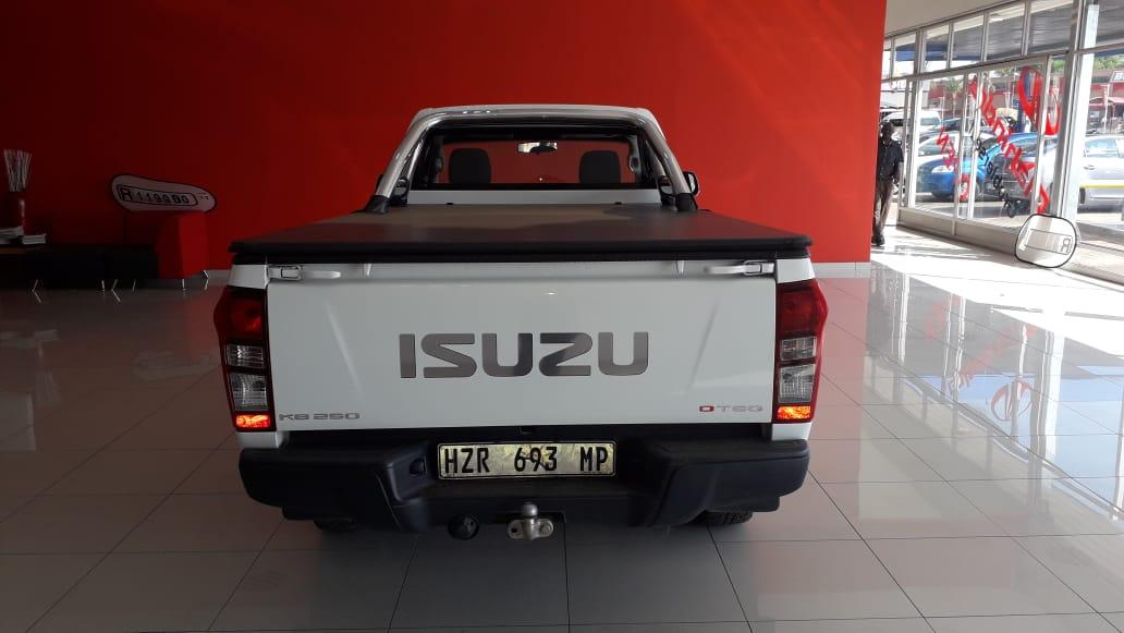 Isuzu KB 250 D-TEQ HO LE Single Cab Bakkie