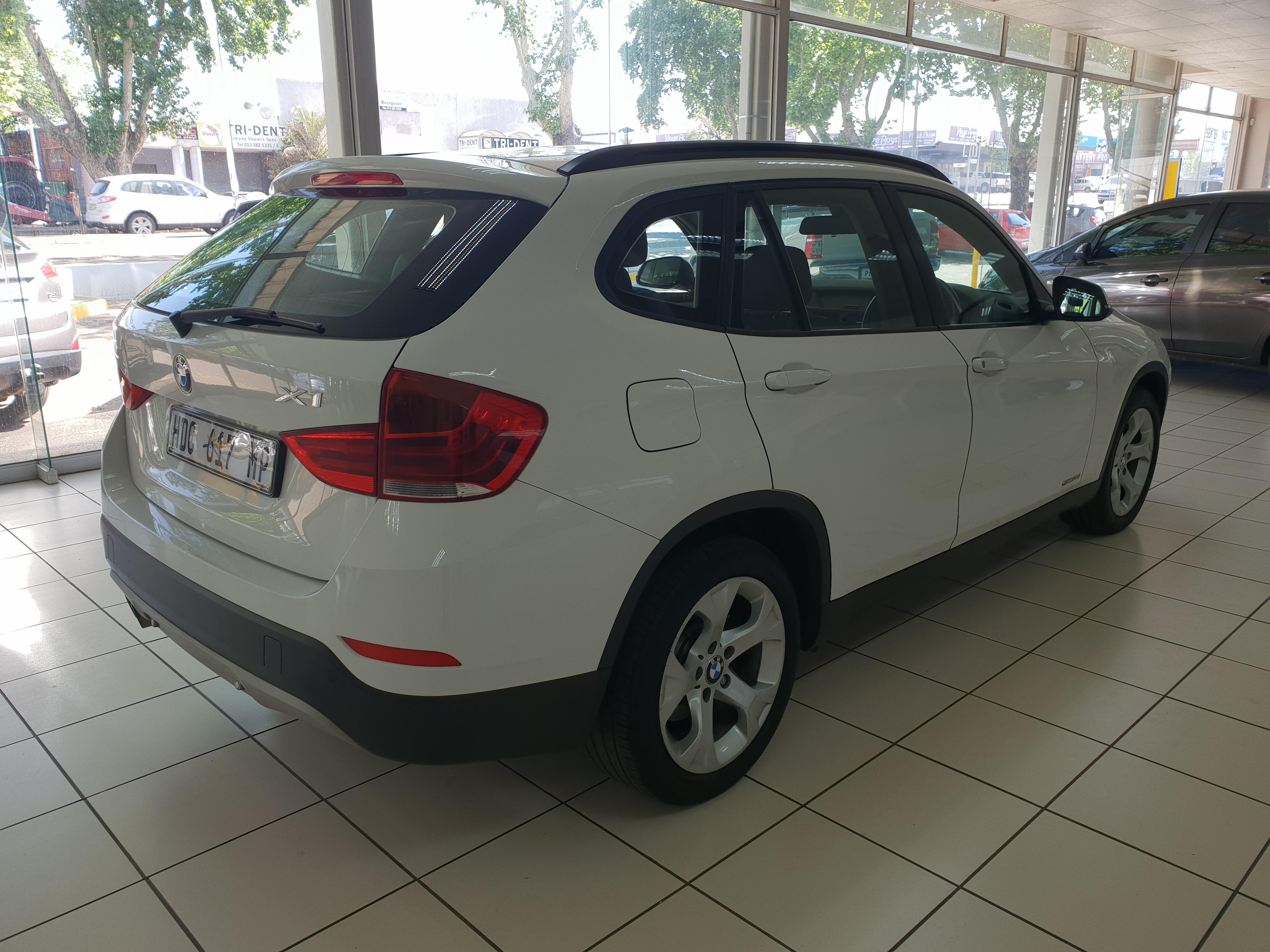 BMW X1 Sdrive20i A/t