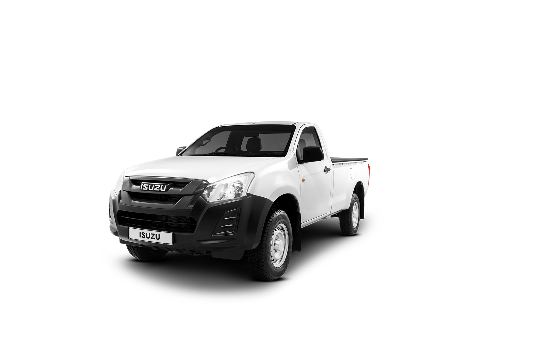 Isuzu KB 250 D-TEQ HO Fleetside Safety Single Cab Bakkie