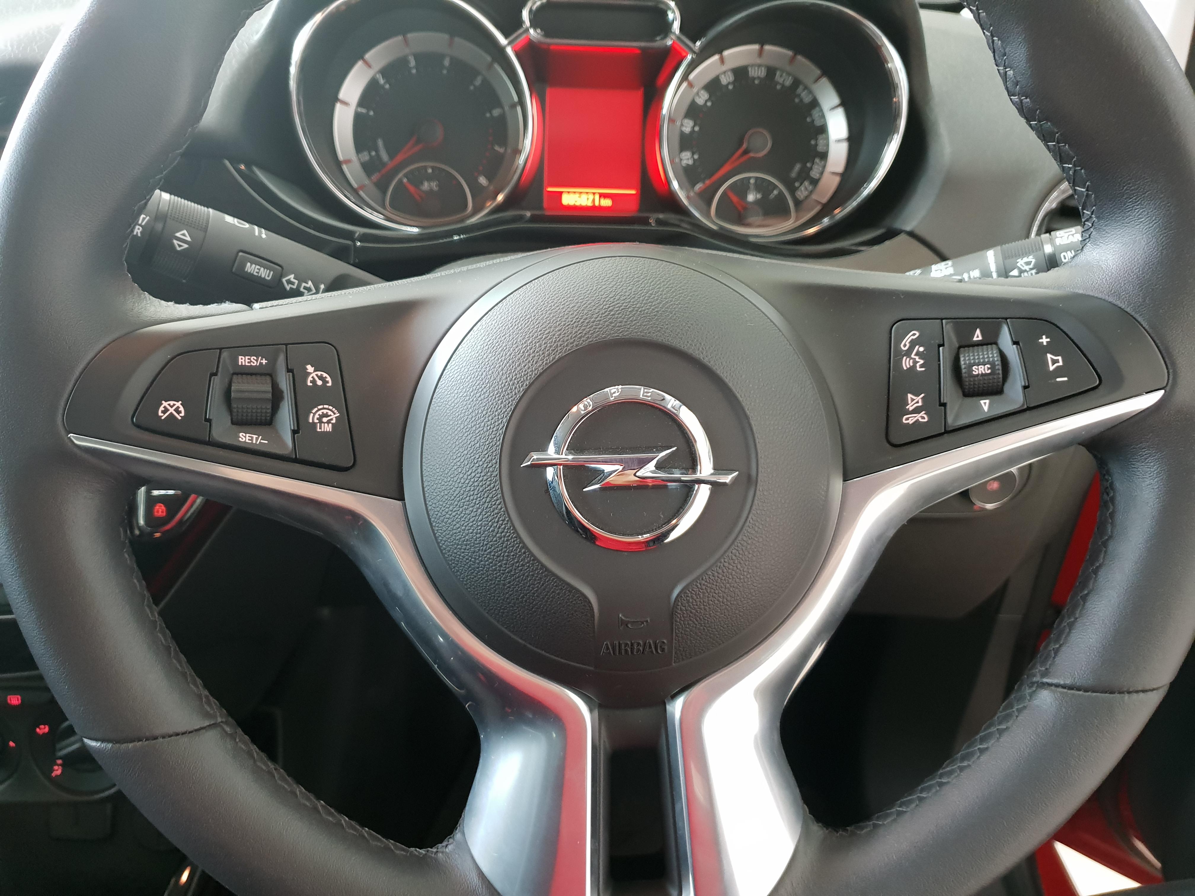 Opel Adam 1.0T JAM 3-Door