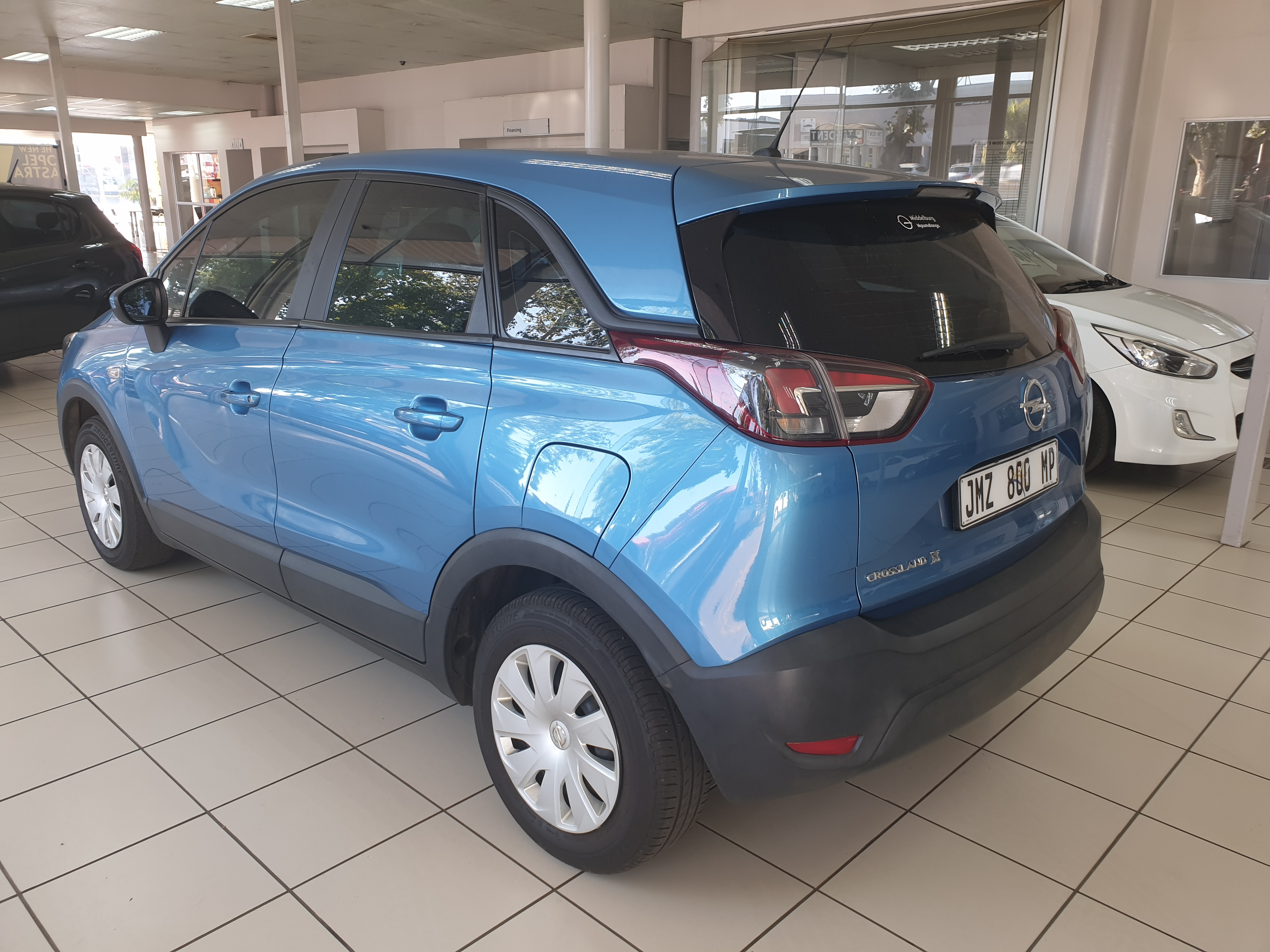 Opel Crossland X 1.2T Enjoy