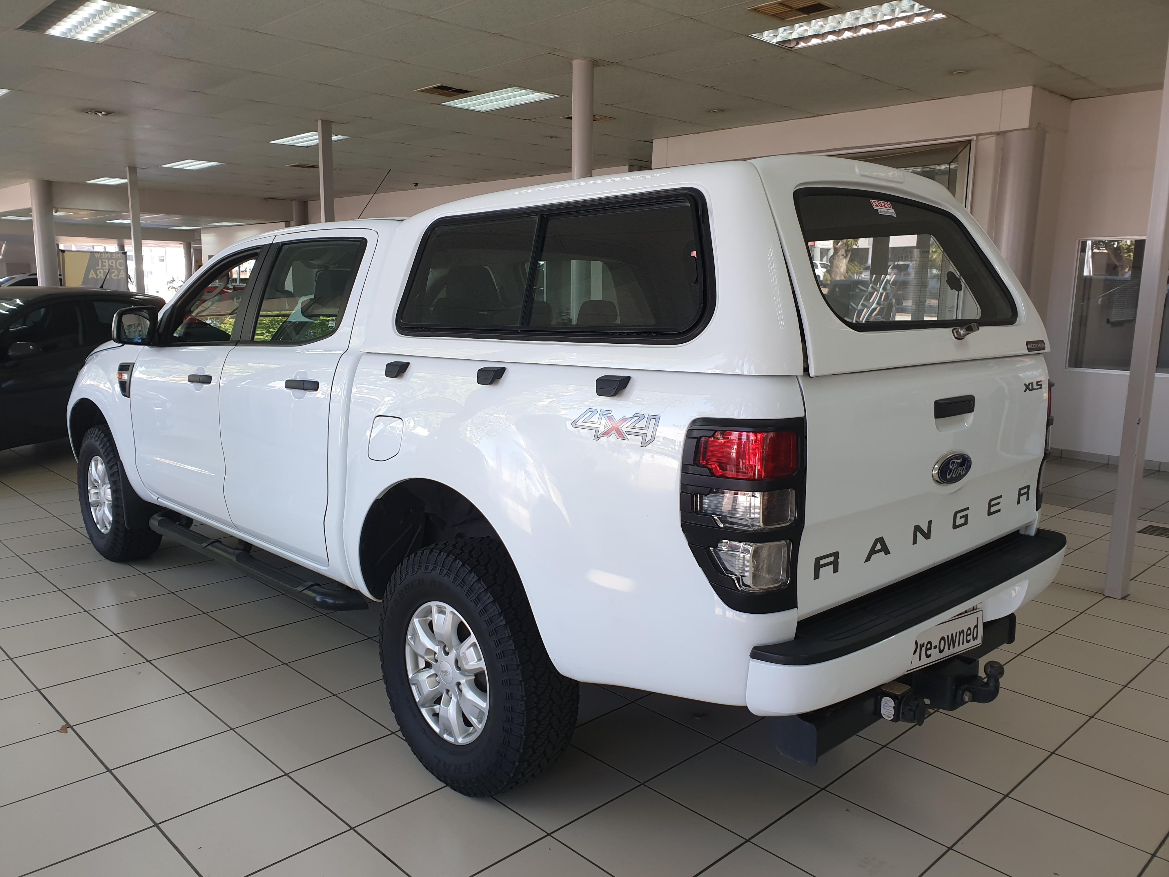 Ford Ranger 2.2TDCi XLS 4X4 Double Cab Bakkie