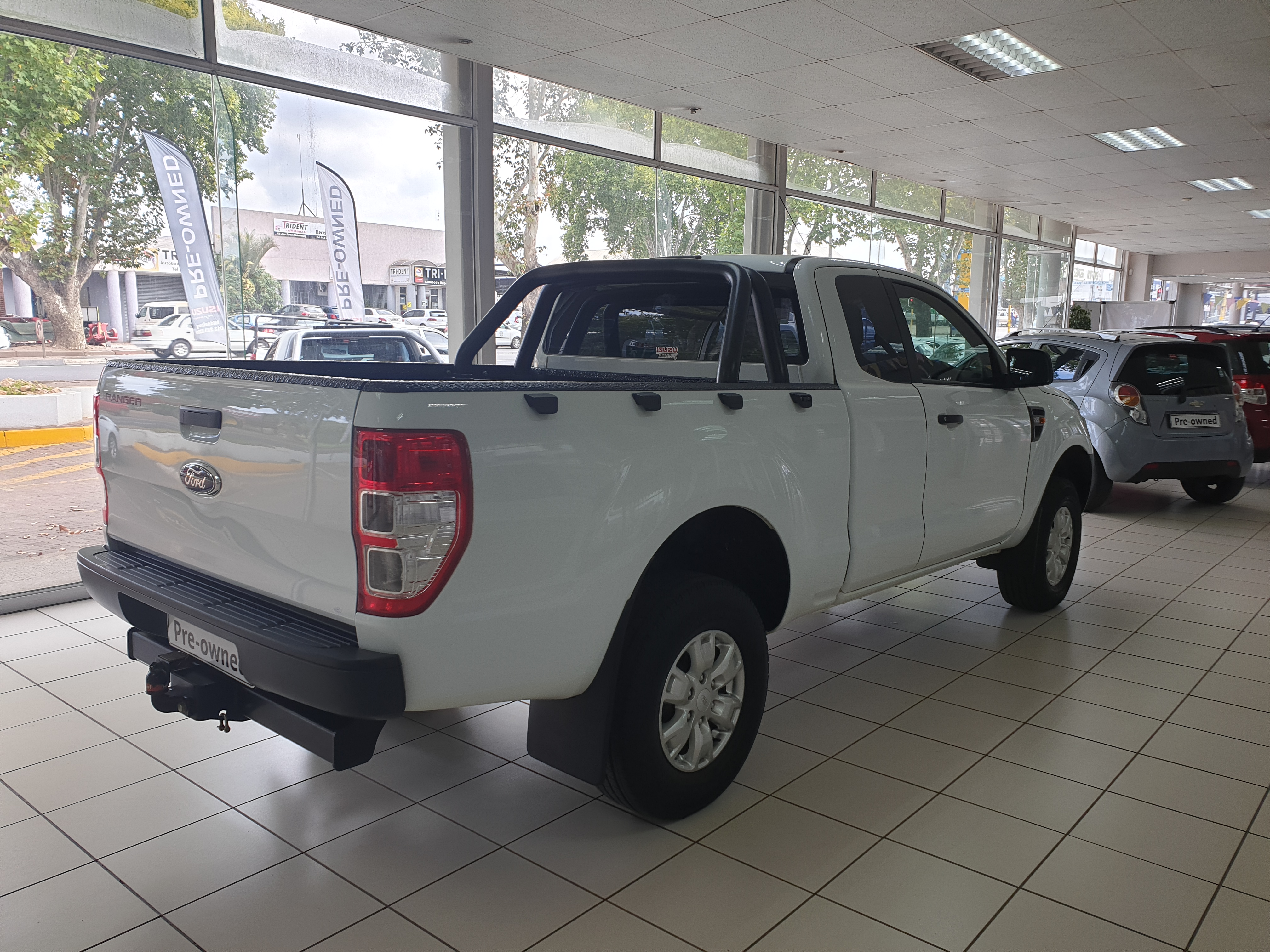 Ford Ranger 2.2tdci Xl P/u Sup/cab