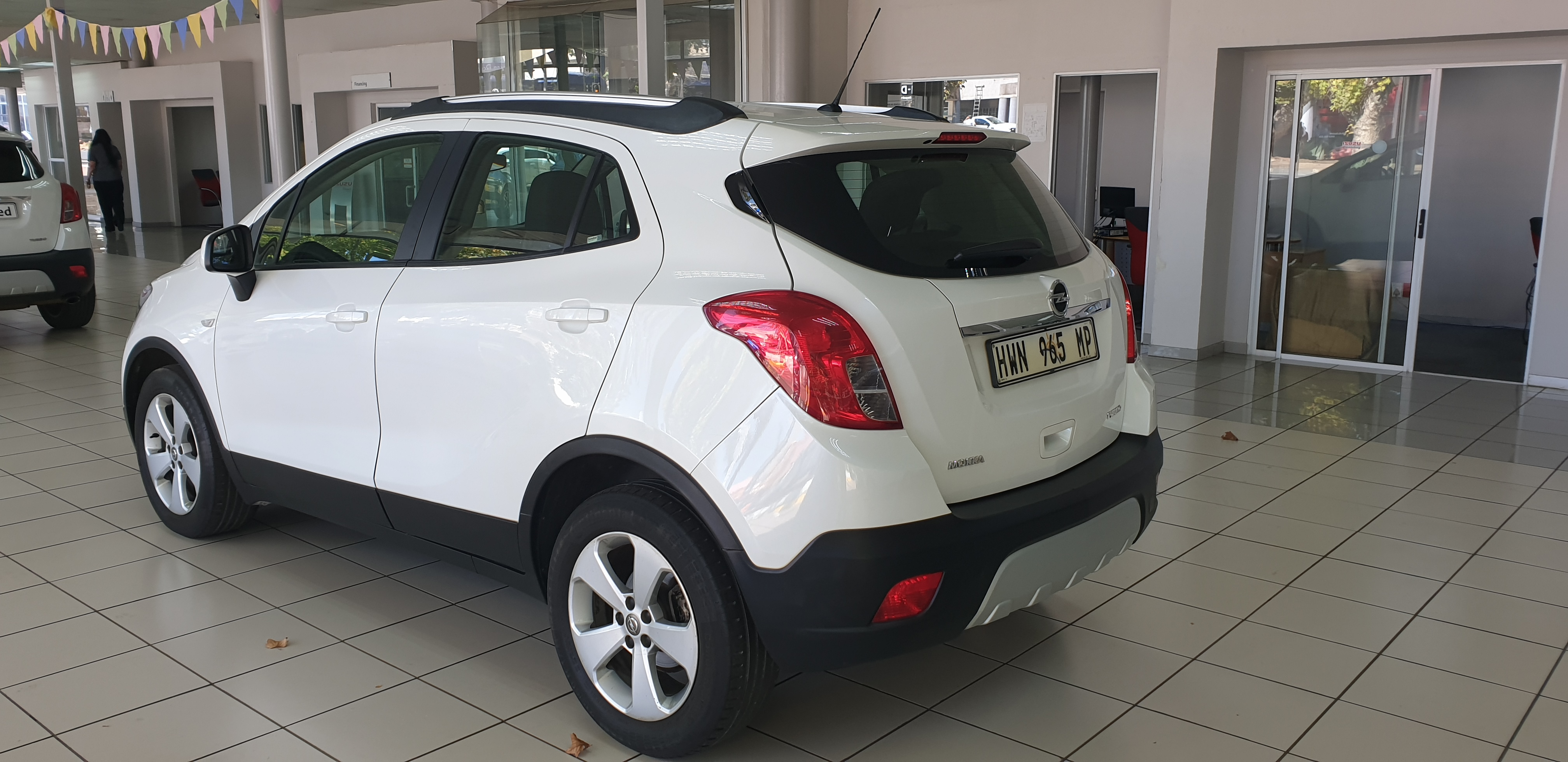 Opel Mokka 1.4T Enjoy
