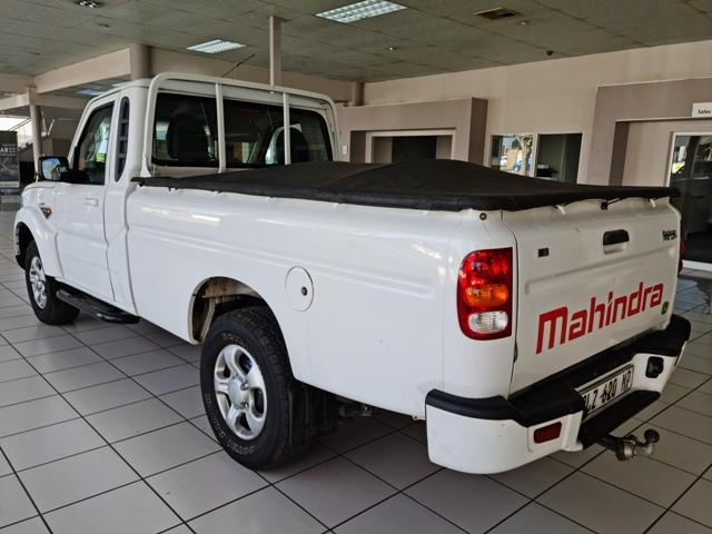 MAHINDRA S6 2.2 MHAWK S/CAB