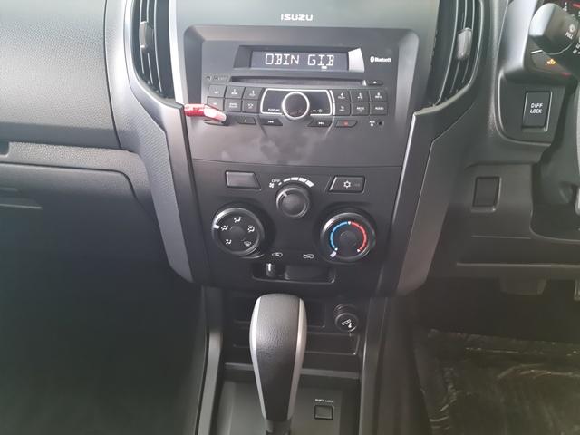 ISUZU DMAX 250 HIGH RIDER D/CAB A/T 4X2