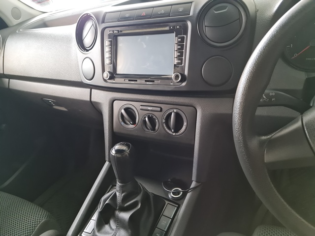 VW AMAROK 2.0TSI 118KW S/CAB